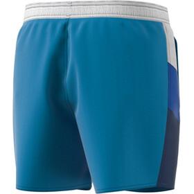 adidas CB CLX SH SL Shorts Heren, shock cyan